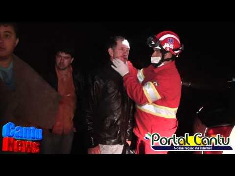 Catanduvas - Grave acidente na BR 277 tira vida de Jovem de Campo Bonito - Veja Fotos