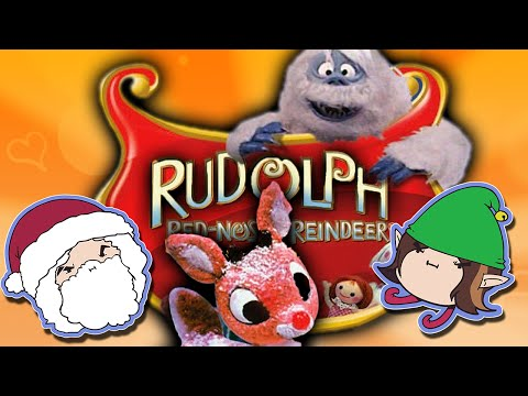 Red - Time to join in some reindeer games! Click to Subscribe ▻ http://bit.ly/GrumpSubscribe Next Episode ▻ COMING SOON Check out cool stuff in our store: Grump Shop ▻ http://bit.ly/GrumpShop...