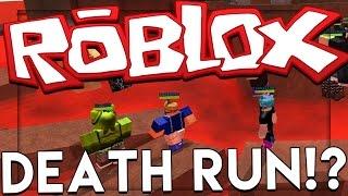 ROBLOX - DEATH RUN PARKOUR - Epic Roblox Minigame