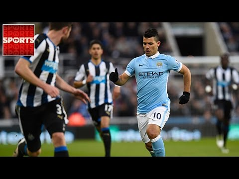 SERGIO AGUERO ONE OF THE PREMIER LEAGUES GREATEST? (Reaches 100 EPL Goals)
