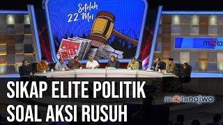 Video Setelah 22 Mei: Sikap Elite Politik Soal Aksi Rusuh (Part 3) | Mata Najwa MP3, 3GP, MP4, WEBM, AVI, FLV Mei 2019