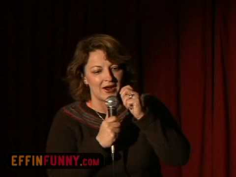 Jackie Kashian Effinfunny Stand Up - My Husband the Gamer