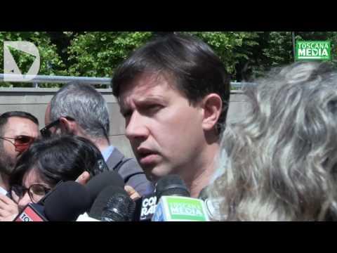 DARIO NARDELLA SU ARRESTO SINDACO DI PESCIA ORESTE GIURLANI - dichiarazione
