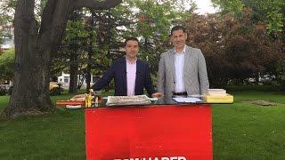 Sinan Oğan, 20 Mayıs 2017 tarihinde Fox Tv ekranlarında yayınlanan İlker Karagöz ile Çalar Saat Haftasonu programının konuğu oldu.
