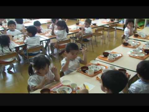 鹿児島市 田上幼稚園(給食)