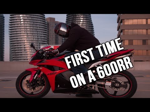 Video FIRST TIME ON A 600RR BIKE!! 2009 HONDA CBR 600RR download in MP3, 3GP, MP4, WEBM, AVI, FLV January 2017