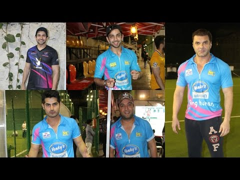 Tony Premier League With Sohail Khan & Many Celebs