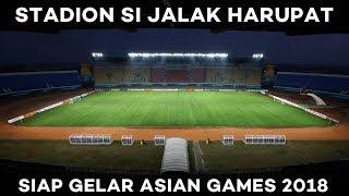Download Video Stadion Si Jalak Harupat Siap Gelar Asian Games 2018 MP3 3GP MP4