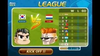 Head Soccer: Glitch How To Get All Characters 2014