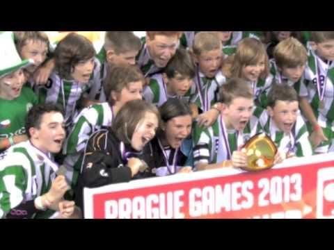 Prague Games 2013 - sestřih finále B13