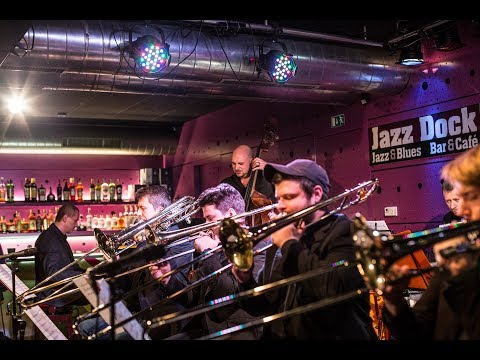 Jazz Dock Orchestra - Time Suspended (comp/arr. Andy Schofield)