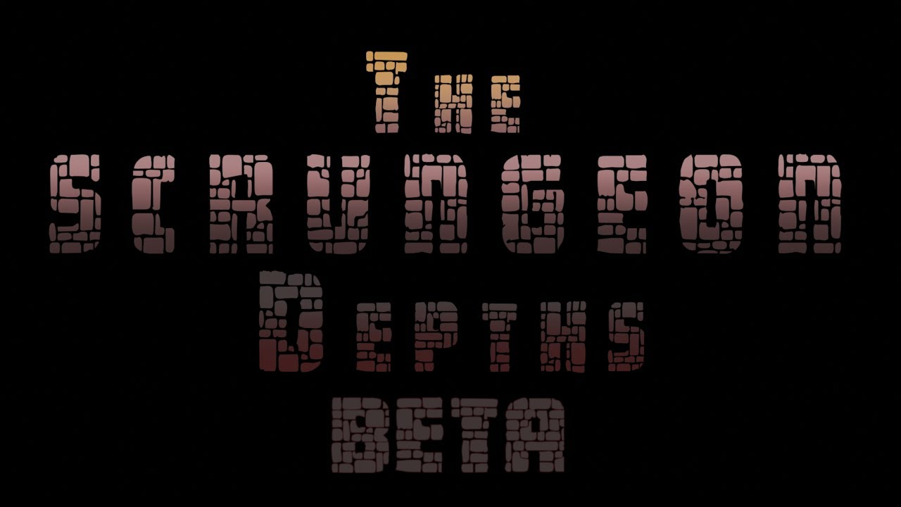 Roguelike Dungeon Crawler 'The Scrungeon Depths' Looking for Beta Testers