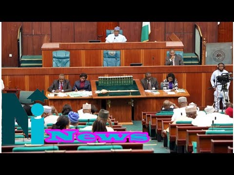 House in rowdy session as Reps call for Buhari's impeachment