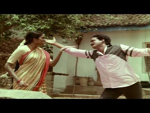 Ladies Tailor || Rajendra Prasad Tell Poetry to Archana Love Scene || Rajendra Prasad, Archana
