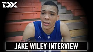 Jake Wiley Interview at the 2017 Portsmouth Invitational Tournament
