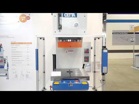 고속형 탁상형 50톤 유압프레스(Bench Type High Speed Hydraulic Press 50Ton)