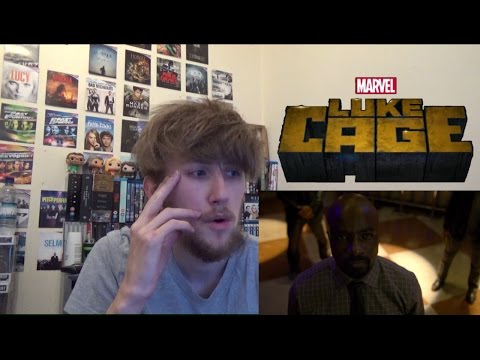 Luke Cage Season 1 Episode 5 - 'Just to Get a Rep' Reaction