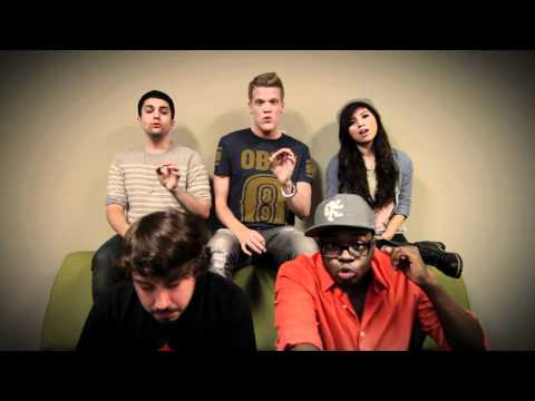 As Long As You Love Me / Wide Awake - Pentatonix