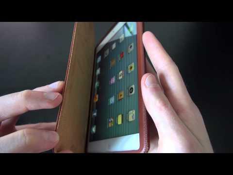 KAVAJ iPad Mini Tasche/Case Berlin im Test - german/deutsch - HD 2013