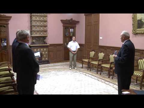 Președintele Timofti a semnat decretele de numire în funcție a trei magistrați