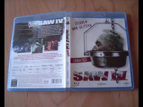 Saw 1 Bis 5 Unrated Blu-Ray Collection