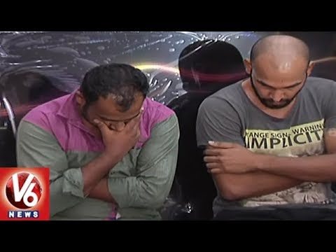 Police Arrests Two Gangs For Running Online Fraud Rackets | Hyderabad | V6 News
