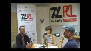2016 07 25 EN OTRA LINEA CON CAROLINA UCHE. ANTONIO RODRIGUEZ (PARTE 2)