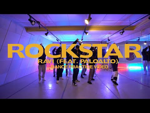 라비(RAVI) - ROCKSTAR (CHOREOGRAPHY ver.) DANCE PRACTICE VIDEO
