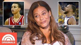 Video Steph Curry's Mom On Raising An NBA Superstar | Through Mom's Eyes | TODAY MP3, 3GP, MP4, WEBM, AVI, FLV Desember 2018