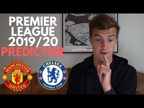 Premier League 2019/20 Fixture Reveal + WEEK #1 RESULT PREDICTOR