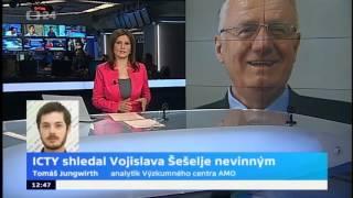 ICTY shledal Vojislava Šešelje nevinným