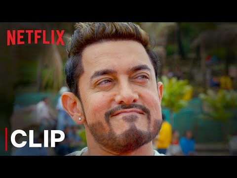 Aamir Khan's Motivational Speech | Secret Superstar | Netflix India