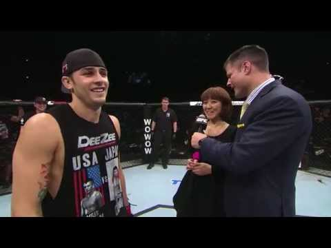 Japan - Undefeated lightweight Myles Jury reflects on his win at Fight Night Japan. You can catch all the action from Fury's 15th straight win, exclusively on UFC FIGHT PASS!