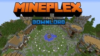 these are some mineplex world downloads the Spawn, Survival Games arena and Lobby are available. Links: Spawn: http://q.gs/AFLZF Key= !S2ObI-SuqbtEdyHaJHcaxw...