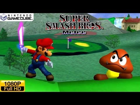 super smash bros melee gamecube rom download