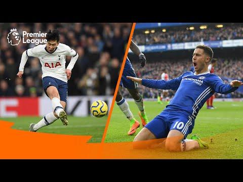 Stunning Solo Goals | Premier League | Son, Hazard, Payet