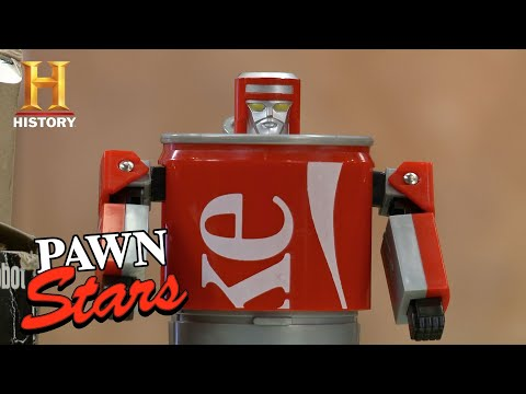 Pawn Stars: Chumlee's Sweet Deal on a Coca-Cola Toy (Season 13) | History