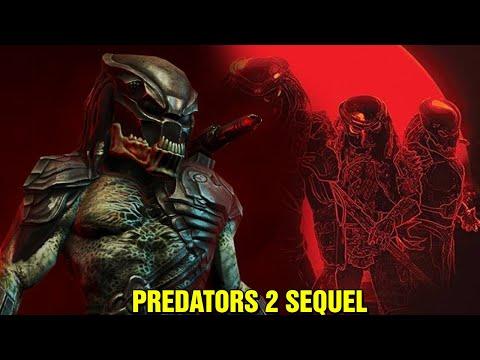 What happened to Predators 2010 movie sequel? Alternate Story Explained - Predator Lore