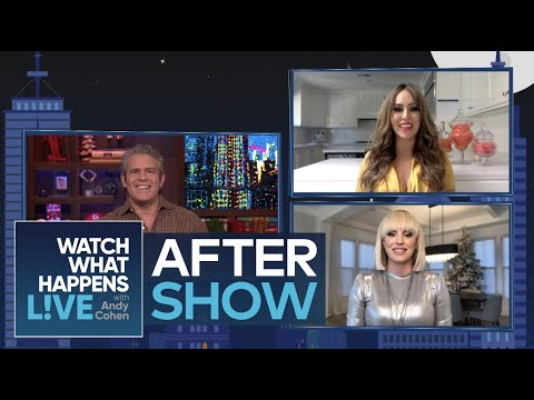 After Show: Did Tucker Carlson Attend Kelly Dodd's Wedding? | WWHL