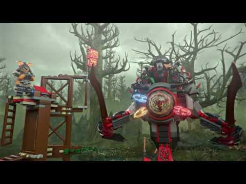 Конструктор Железные удары судьбы - LEGO NINJAGO - фото № 12