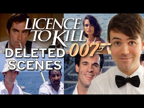 Reacting to Licence to Kill Deleted Scenes