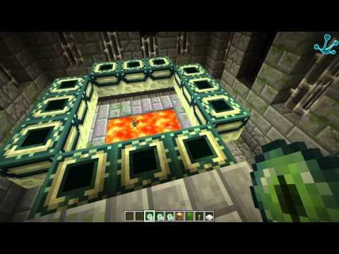 Minecraft · Un viaje al Mundo Enderman