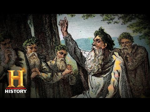 Ancient Aliens: DRUID RITUALS UNCOVER UFO HOTSPOT (Season 14) | History