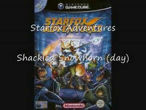 Starfox Adventures OST - Shackled Snowhorn (day)
