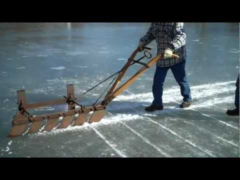 Ice Harvest - Scoring the Ice