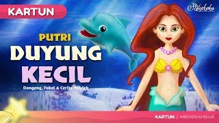 Putri Duyung Kecil Cerita Untuk Anak Anak - Animasi Kartun Bahasa Indonesia