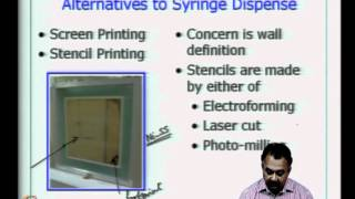 Mod-07 Lec-33 Reflow And Wave Soldering Methods To Attach SMDs