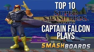 EvenMatchupGaming – Top 10 Super Smash Brothers Melee Falcon Plays