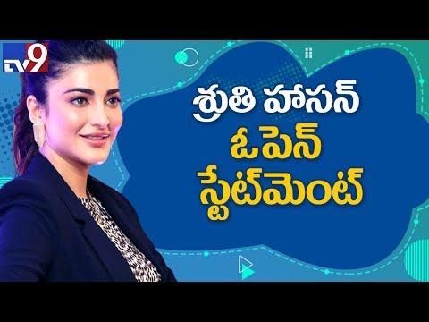 Shruti Hassan clarity on Pawan Kalyan movie