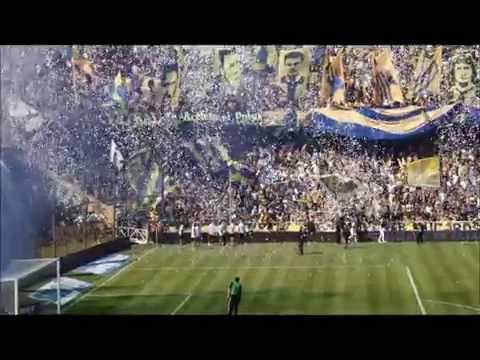 Video - ROSARIO CENTRAL VS SAN LORENZO 2014 - Los Guerreros - Rosario Central - Argentina